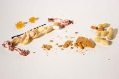 Calamari con arachidi crocanti
