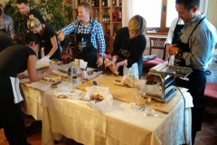 cooking classes Casole d'Elsa