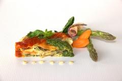 Lasagne-vegetariana